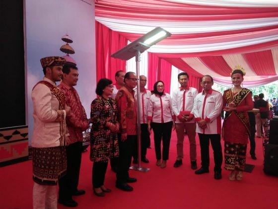 Kopja Ganti/KJG Resmi Launching Program Desa Terang 2018